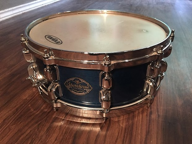 tama starclassic maple 14x5 5 snare drum excellent used snare reverb. Black Bedroom Furniture Sets. Home Design Ideas