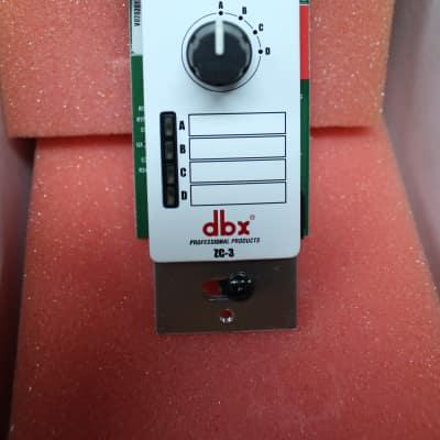 dbx ZC-3 Zone Controller  White