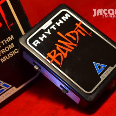 Lueken Innovations Rythm Bandit guitar track isolator with cord & box