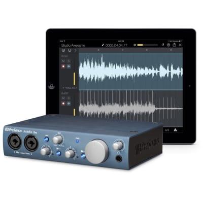 Presonus - AUDIOBOX-iTWO 2 x 2 USB 2.0 / iPad Recording System