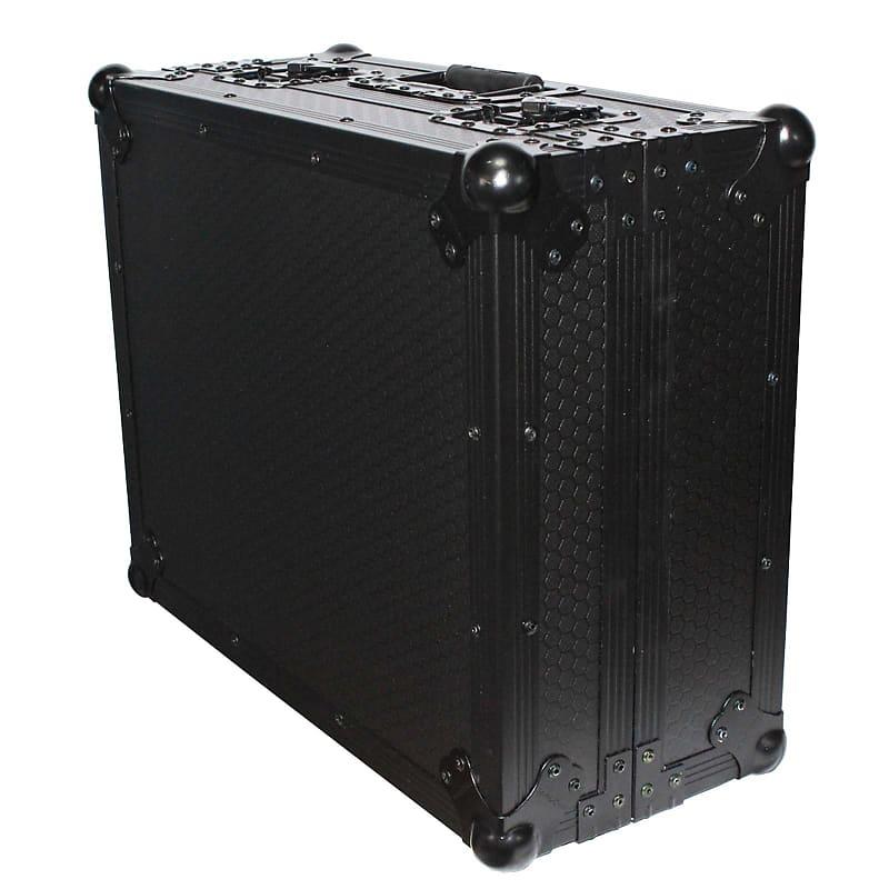 Technics SL-1200 MK7 Direct Drive Professional DJ Turntable w Black Flight  Case