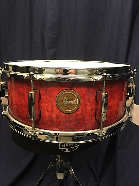 pearl limited edition bps snare drum reverb. Black Bedroom Furniture Sets. Home Design Ideas