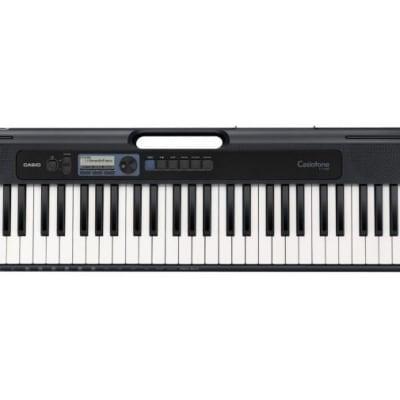 Casio CT-S300 Portable Digital Piano - Black