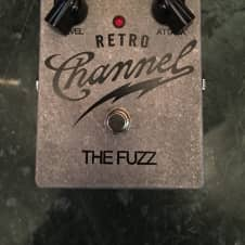 retro channel The Fuzz 2003 Brushed Aluminum