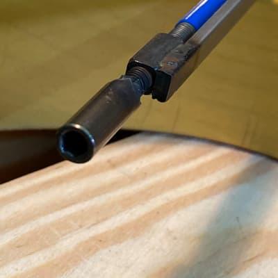 Hosco  Dual action truss rod 460mm  2020 Metal for sale