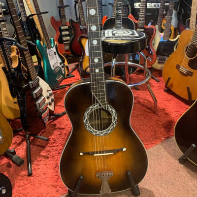 Catania Carmelo Tipo 16 1947 Sunburst for sale