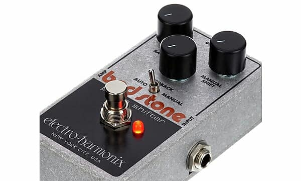 electro harmonix bad stone phase shifter new with full reverb. Black Bedroom Furniture Sets. Home Design Ideas