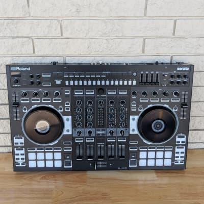 Roland DJ-808 DJ Controller with Built-In Roland TR Drum Machine (used/mint)
