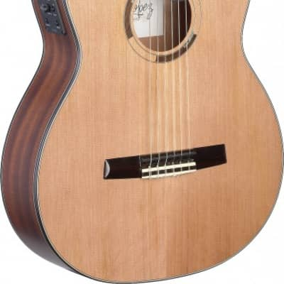 Angel Lopez Eresma Series Acoustic Electric Classical for sale