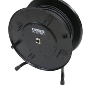 Elite Core Audio SUPERCAT5E-200-REEL Tactical Shielded CAT5E Cable with Reel - 200'
