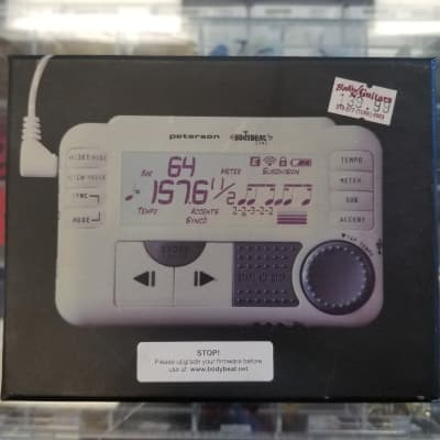 Peterson BBS-1 BodyBeat Sync Wireless Pulsating Metronome for sale