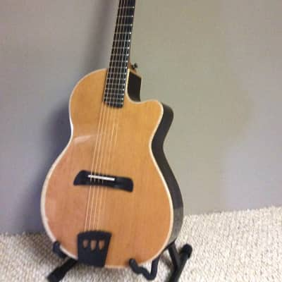 2018 Batson Gypsy Acoustic Electric - Natural Gloss for sale