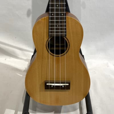 Kumalae KS-20 Soprano Ukulele  Natural for sale