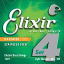 Elixir 14677 Nanoweb Bass Stainless Steel Medium 45-105