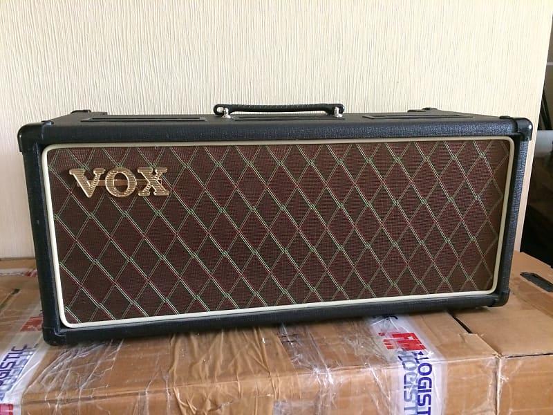 vox ac30 cch tube guitar head bumblebeatz reverb. Black Bedroom Furniture Sets. Home Design Ideas