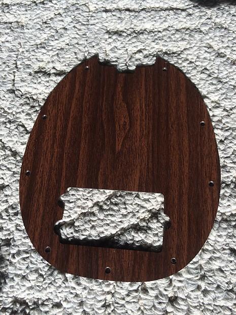WD Custom Pickguards Stingray SIMULATED ROSEWOOD PICKGUARD SKU: STGB-5340  2014 Rosewood