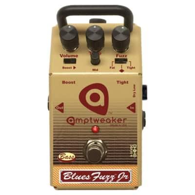 Amptweaker Bass BluesFuzz JR Bass Fuzz Effect Pedal for sale