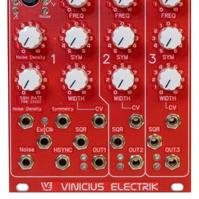 Vinicius Electrik Multiwaves