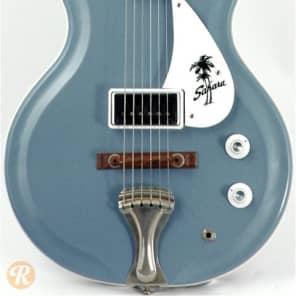 Supro Sahara Blue 1963