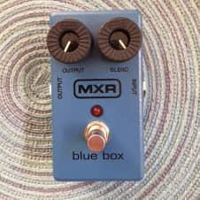 MXR Blue Box Blue