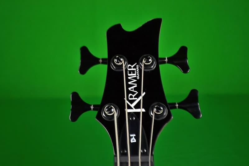 kramer disciple 4 string bass emg pickups and emg bts preamp reverb. Black Bedroom Furniture Sets. Home Design Ideas