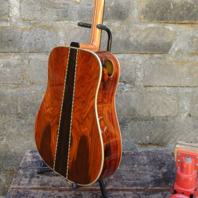 """Pinol Guitars """"Bluegrass Killer #1 Dreadnought Series"""" Solid 500 Year Sitka Top & Cocobolo Rosewood"""