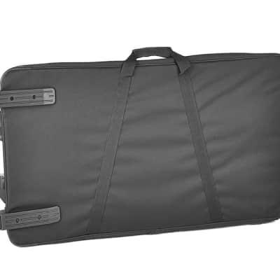 Crumar Mojo 61 Lower Manual Trolley Bag (SPT-61/S-BK)