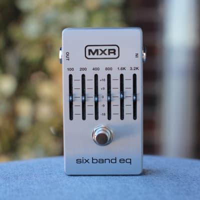 MXR M109 Six Band Graphic EQ