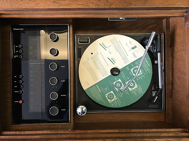 Magnavox Console Stereo 1972 | Andrew's Vintage Electronics