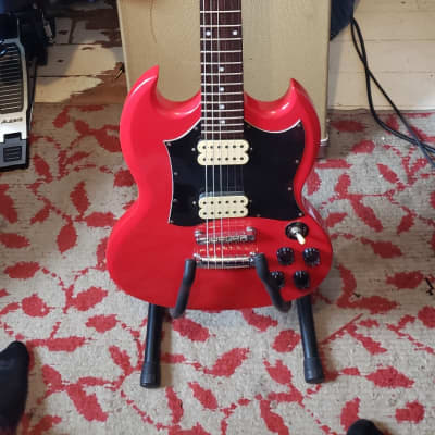 Epiphone SG G-310  Red for sale