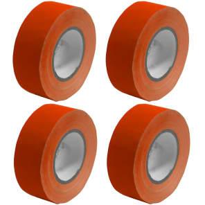 "Seismic Audio SeismicTape-602 60-Yard/Roll Gaffer's Tape - 2"" (4-Pack)"