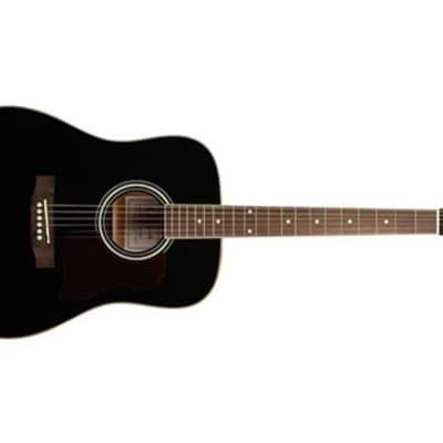 Carlo Robelli F640 Dreadnought Acoustic Guitar (Black) for sale