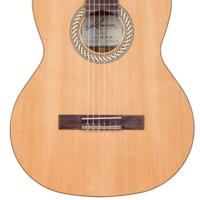 Kremona Artist Series Sofia Solid Cedar Top Nylon String Classical Acoustic Guitar With Case for sale