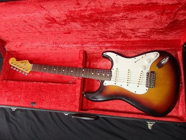 dating japansk Stratocaster