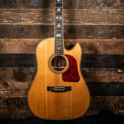 (Video) Gallagher Custom G70-M  Brazilian Rosewood for sale