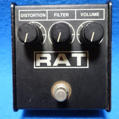 ProCo RAT 2  1994 National Semiconductor LM308N RAT2 Flat Box
