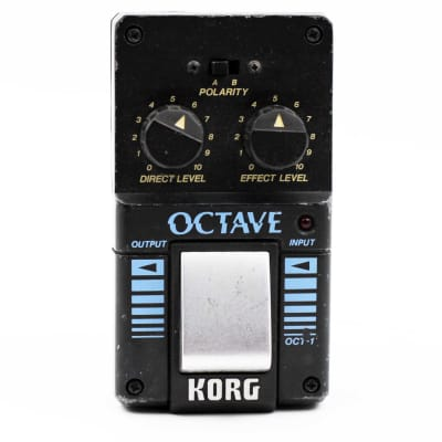 Korg OCT-1 OCTAVE for sale