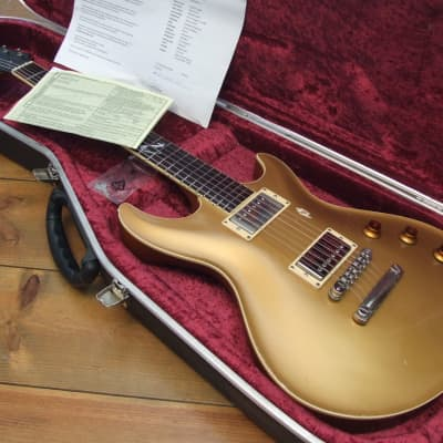 Ruokangas Duke Classic Goldtop Relic 2007 for sale