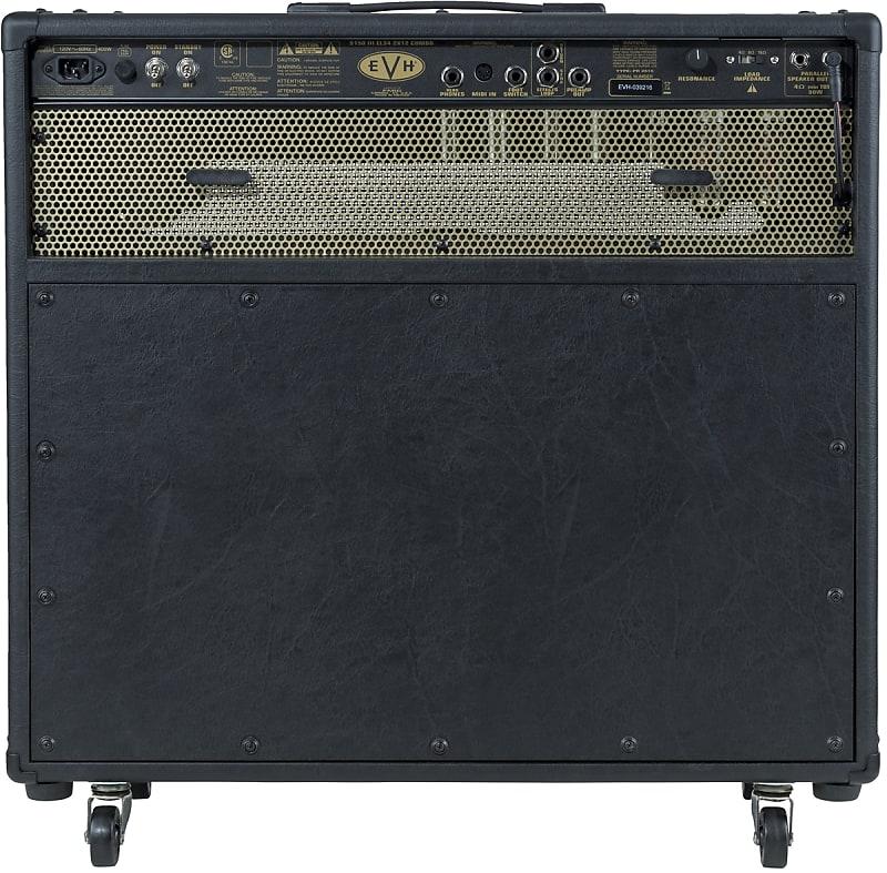 in stock 2019 evh 5150iii 50w el34 2x12 combo amp reverb. Black Bedroom Furniture Sets. Home Design Ideas