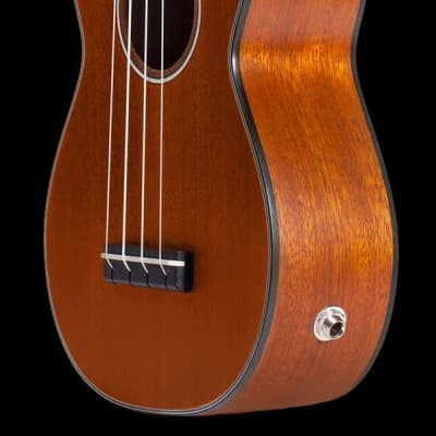 Ohana SK-14E   Acoustic / Electric Mahogany Soprano Ukulele. New with Full Warranty!