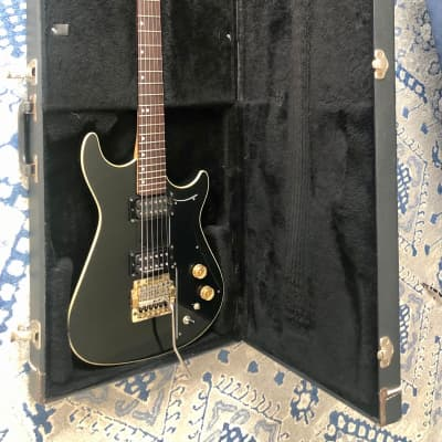 Silver Street Guitars Tommy Shaw Model-1980's Black for sale