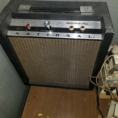 National Solid State 1x8 1960s Original for sale
