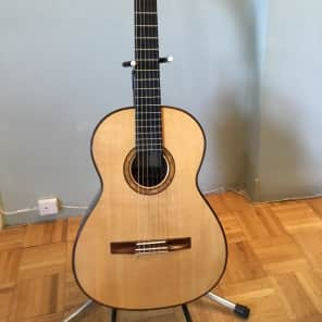 Sergei de Jonge  Spruce top/ Indian Rosewood back and sides 2004 French polish for sale
