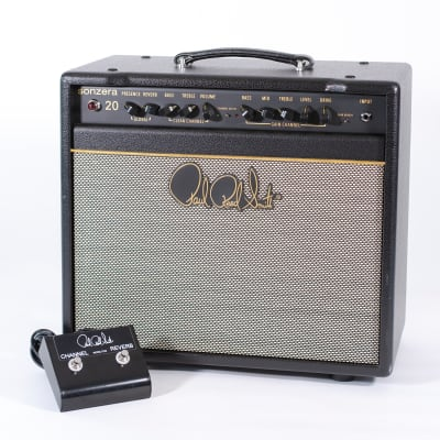 Paul Reed Smith Sonzera 20w 2-Channel 1x12 Guitar Combo Amp w/Pedal - MINT!