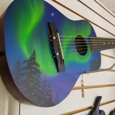 Import Guitar Airbrushed In Michigan for sale
