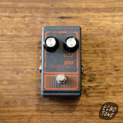 1980 DOD 280 Compressor (Grey & Orange) for sale