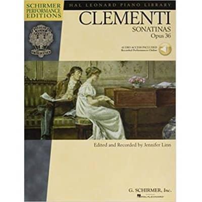 Clementi: Sonatinas, Opus 36 (w/ Audio Access)