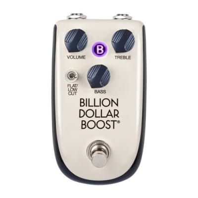 Danelectro BB1 Billionaire Billion Dollar Boost Pedal for sale