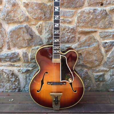 Gibson Johnny Smith 1964 Sunburst