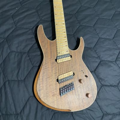 BWGC Black Water  7 String Multiscale for sale